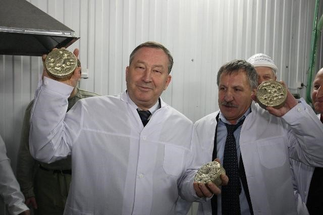 """""""Золото Курьи"""" расширит свое присутствие в Алтайском крае."""