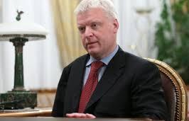 Федор Андреев продал остаток акций «АЛРОСА».