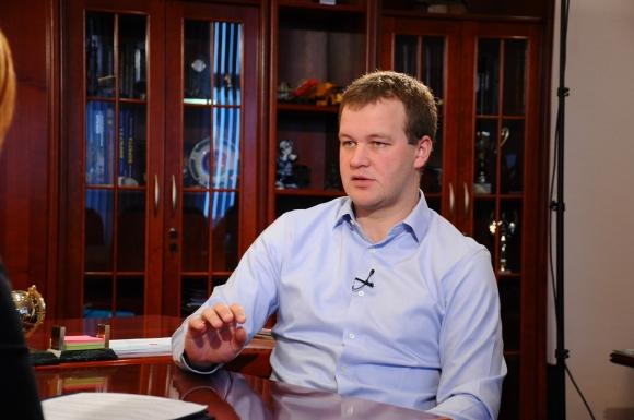 Интервью с генеральным директором Воркутауголь Вадимом Шаблаковым.