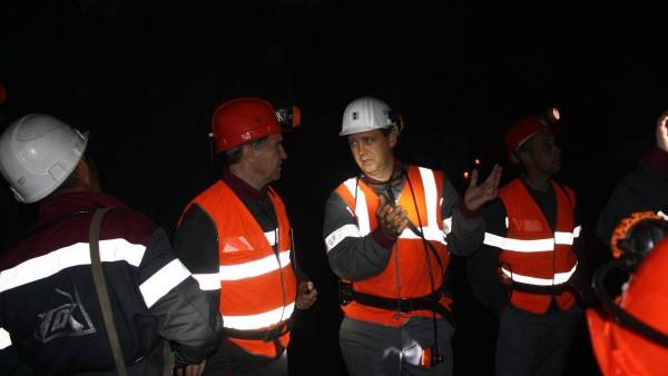 УГМК  начала подземную добычу руды на Сафьяновском месторождении.