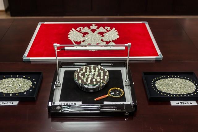В планах ЛУКОЙЛ на 2015 год — добыча 1,4 миллионов каратов алмазов.