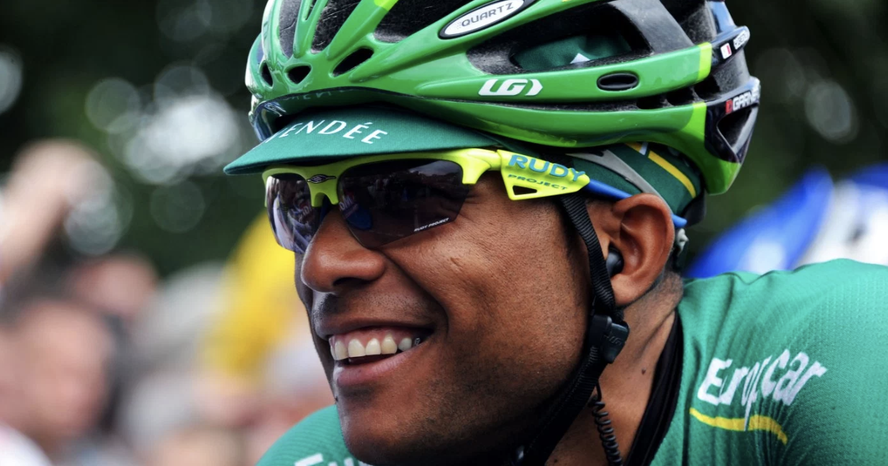 The day Yohann Gene became the first black cyclist to compete in Tour de France 1