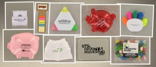 Promotional Products Branded