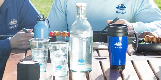 Custom Drinkware - Find branded drinkware your staff and customers will want to hold on to.