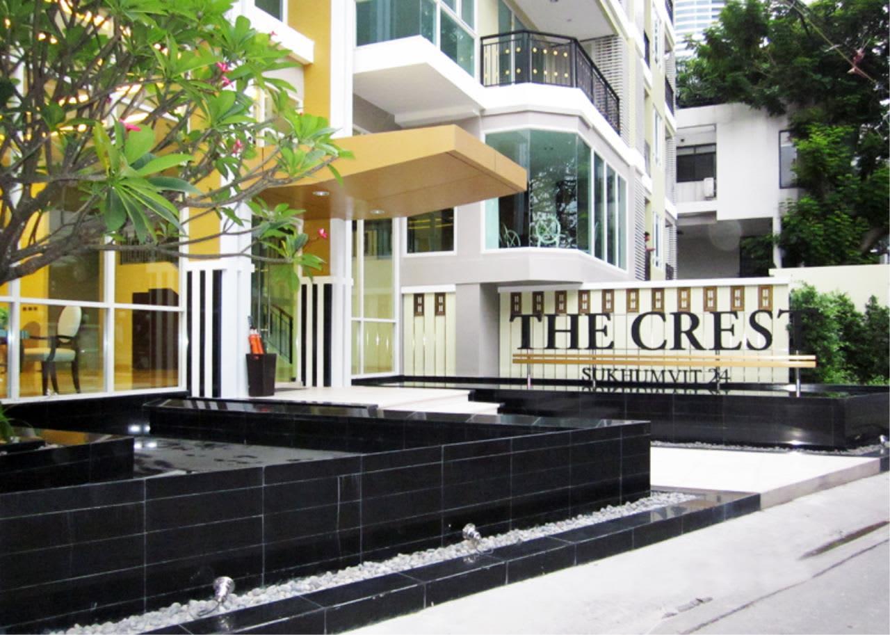 The Crest sukhumvit24