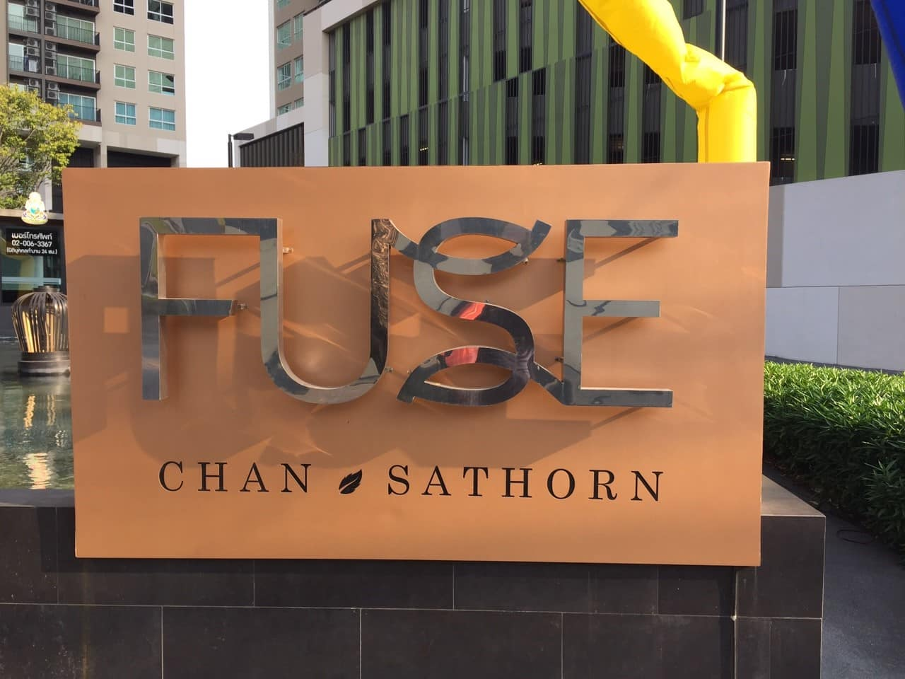 Fuse Chan - Sathorn