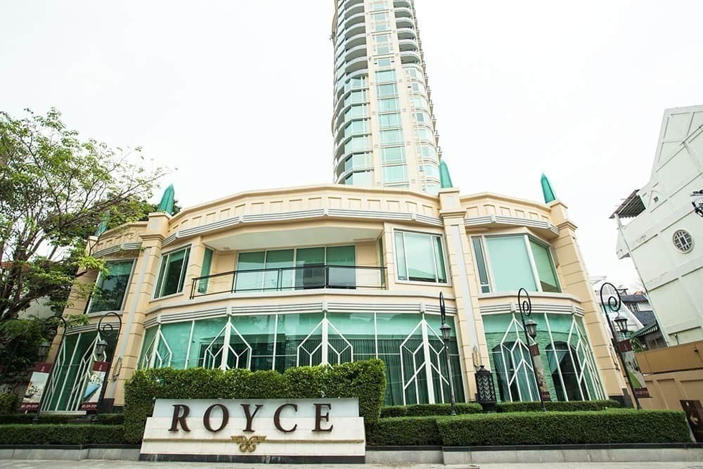 Royce Private Residence Sukhumvit 31