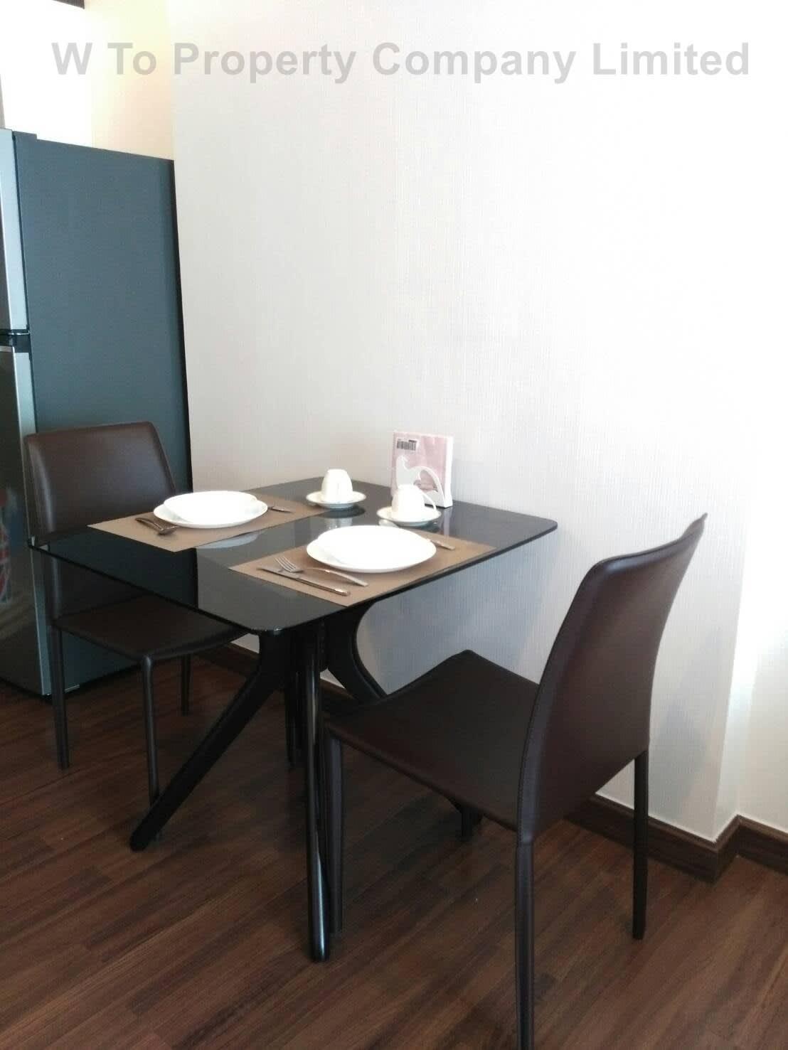 Supalai Lite Sathorn Charoenrat for rent 23,000฿/Month
