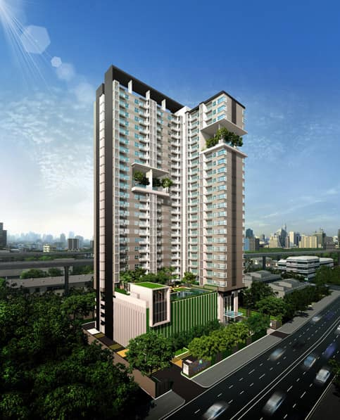 The Parkland Grand Asoke-Phetchaburi