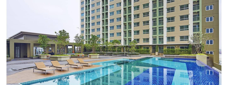 Lumpini Ville Nakhon In - Riverview
