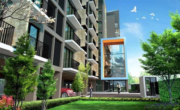 The Paint Palette Condominium