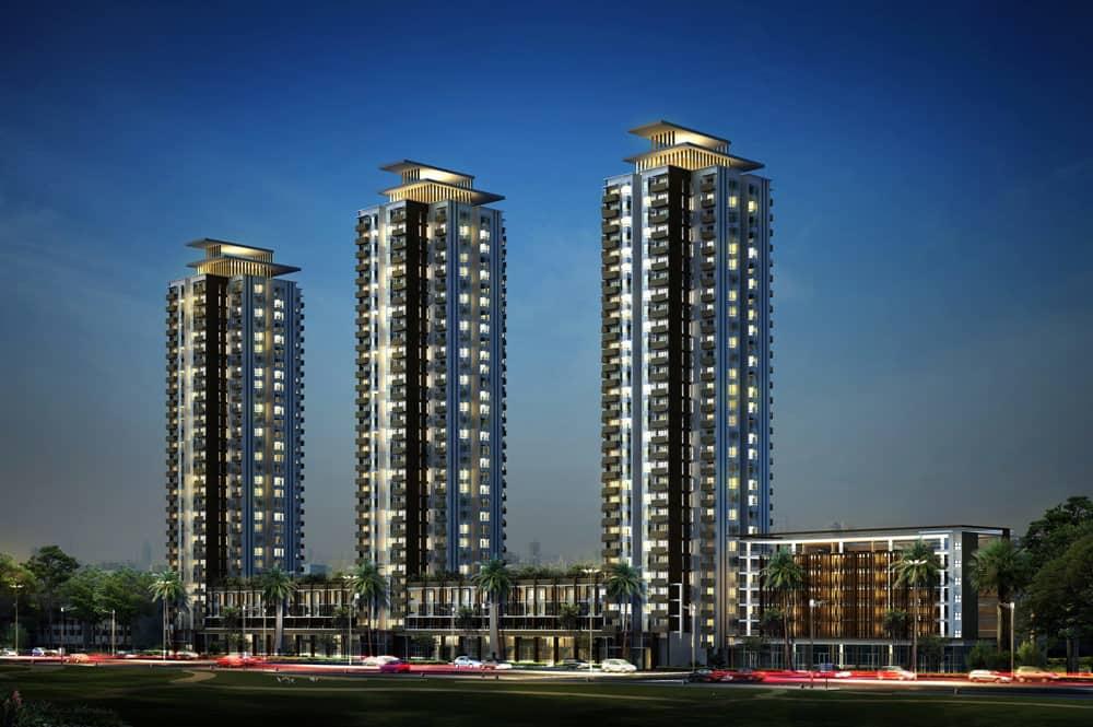 M Society Condominium