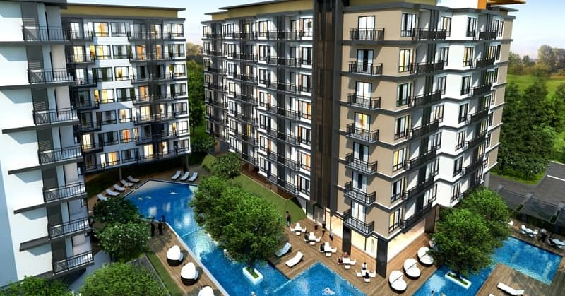 Living Avenue Bangsaen