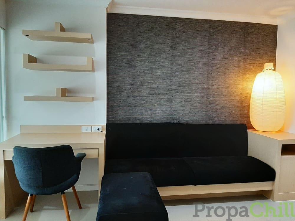 ให้เช่า - คอนโด ลุมพินี เพลส พระราม 9 – รัชดา (For rent  L.P.N. Place Rama 9-Ratchada)