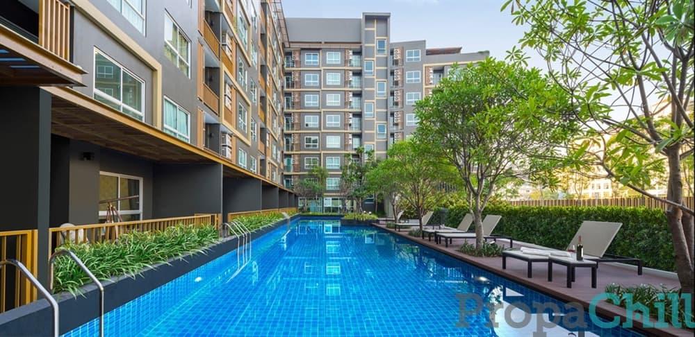 Metro Luxe Rose Gold Phahol-Sutthisan