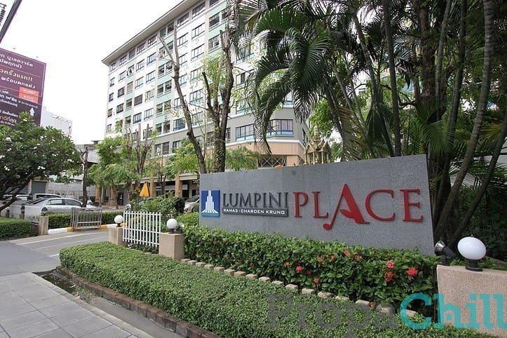Lumpini Place Rama 3-Charoenkrung