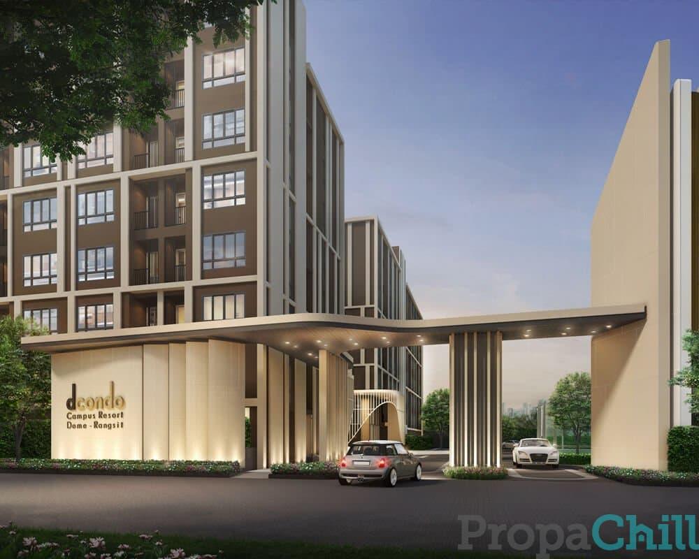 D condo Campus Dome-Rangsit