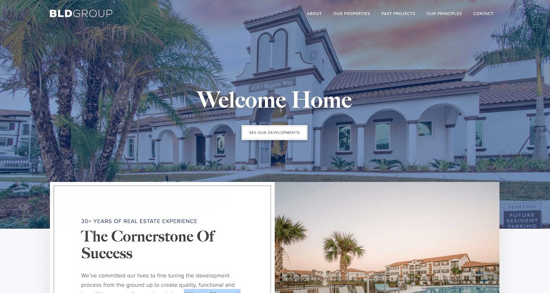 web design agency portfolio