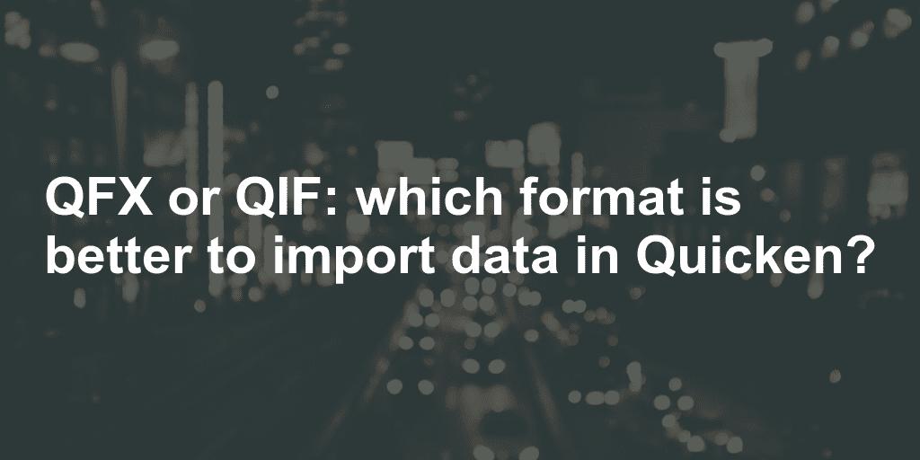Qfx Download