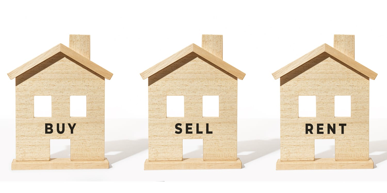 Buy, sell and rent investment properties