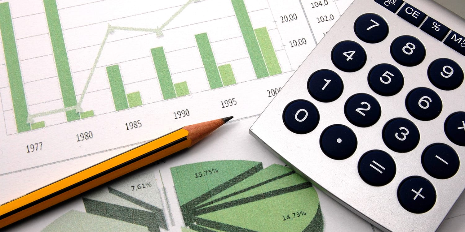 Real estate taxes, charts and calculator