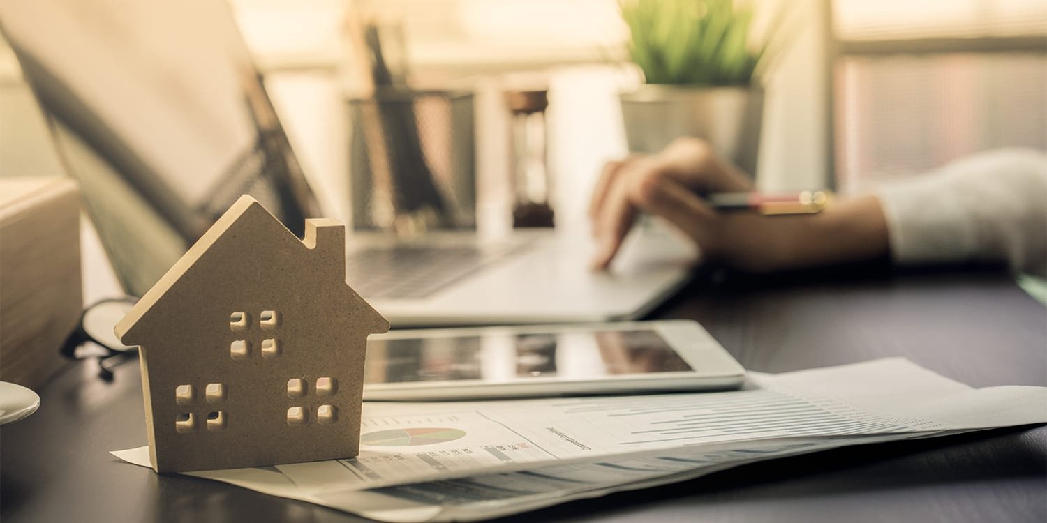 Real estate investor planning and budgeting