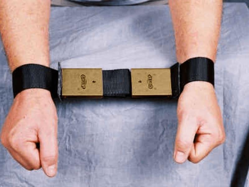 Wrist Restraints