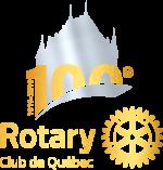 Logo Rotary 100ème