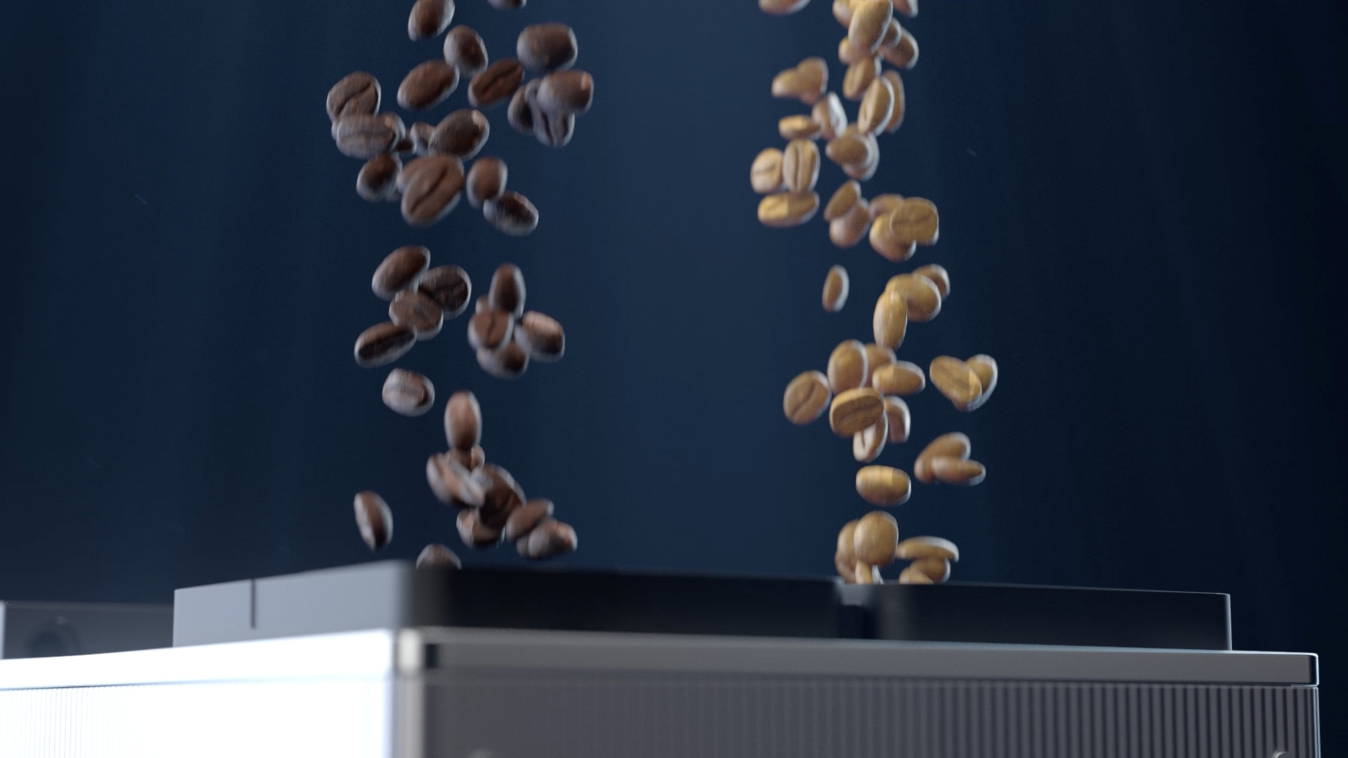 Bean to Cup Promo Video for De'Longhi