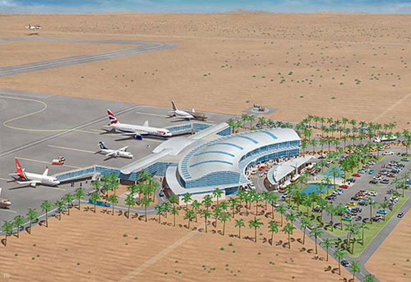 Ras Al Hadd Airport Protenders