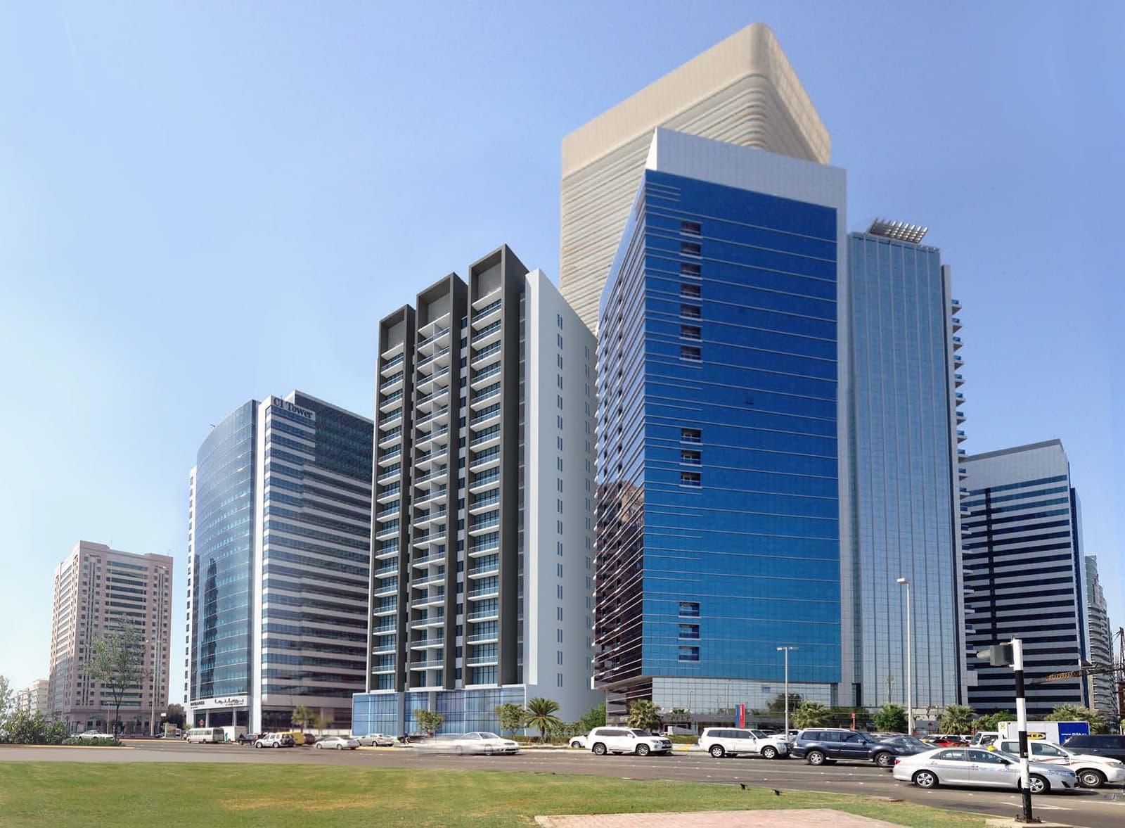 Al Arabia Tower Protenders