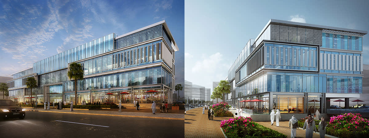 Mastercard Office Building Plot No A009 004 Protenders