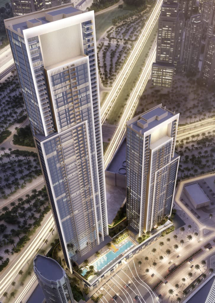 Forte Towers Protenders