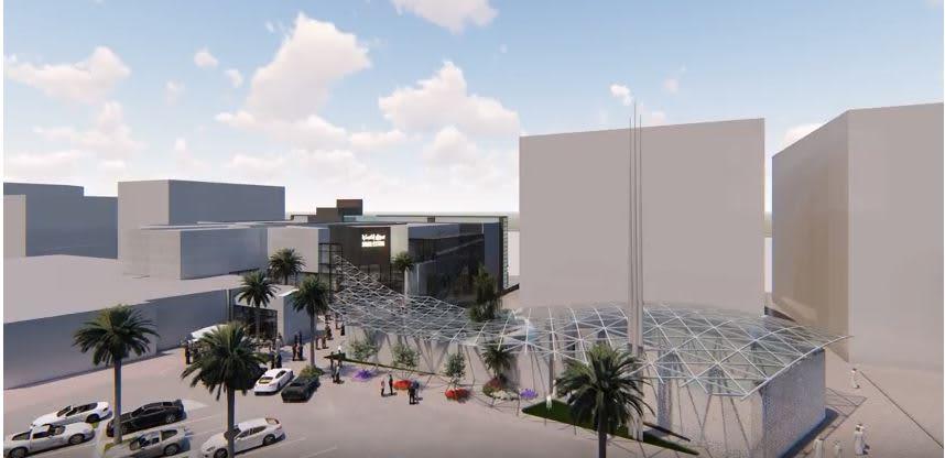 Dubai Silicon Oasis Souq Extra (Phase 2) | ProTenders