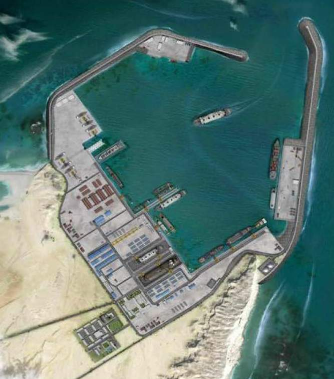 New Port at Al Duqm – Maritime Works | ProTenders