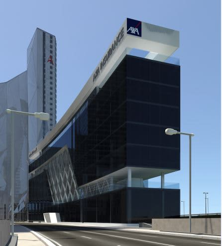 AXA Insurance Regional Headquarters | ProTenders