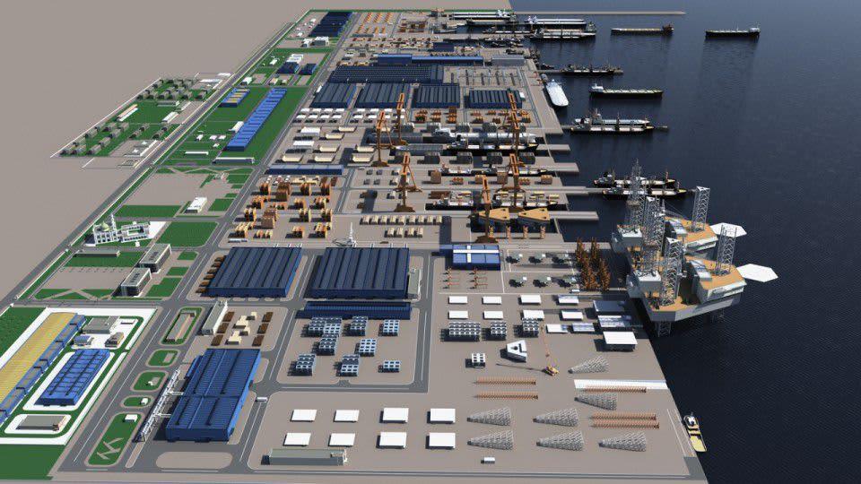 King Salman International Complex for Maritime Industries