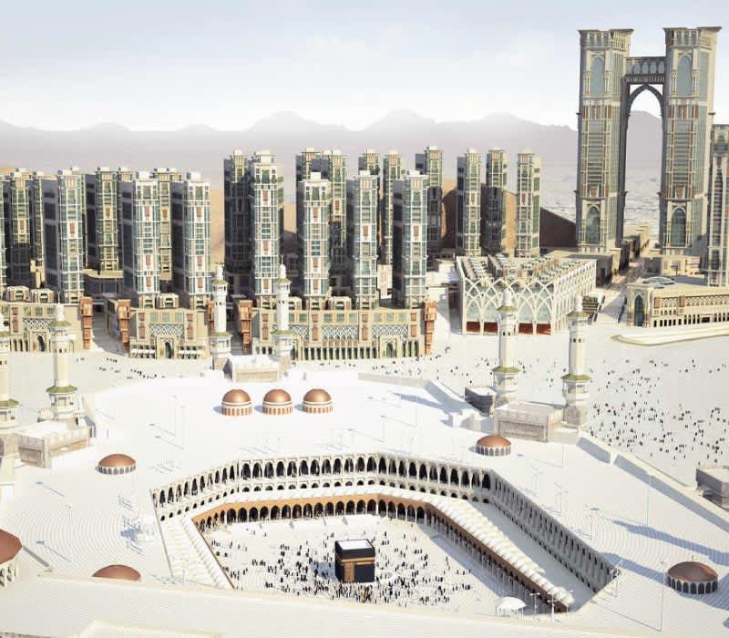 Jabal Omar Development (Phase 4) | ProTenders