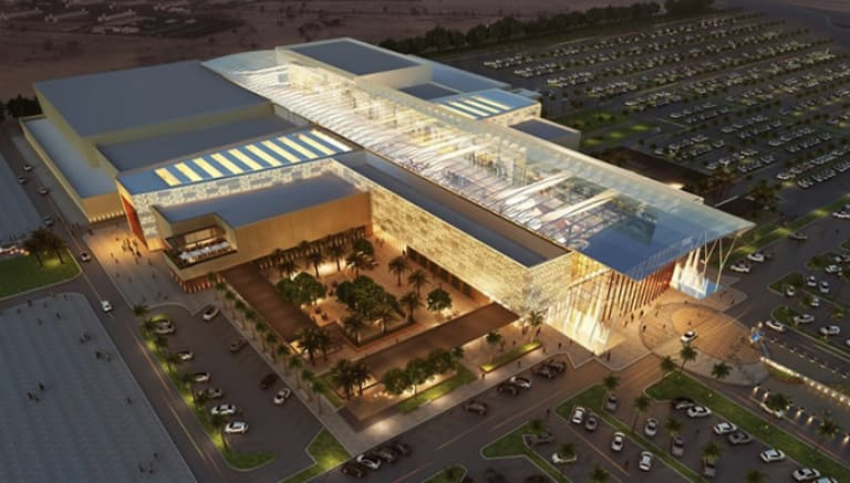 Mirkaaz Shopping Mall | ProTenders