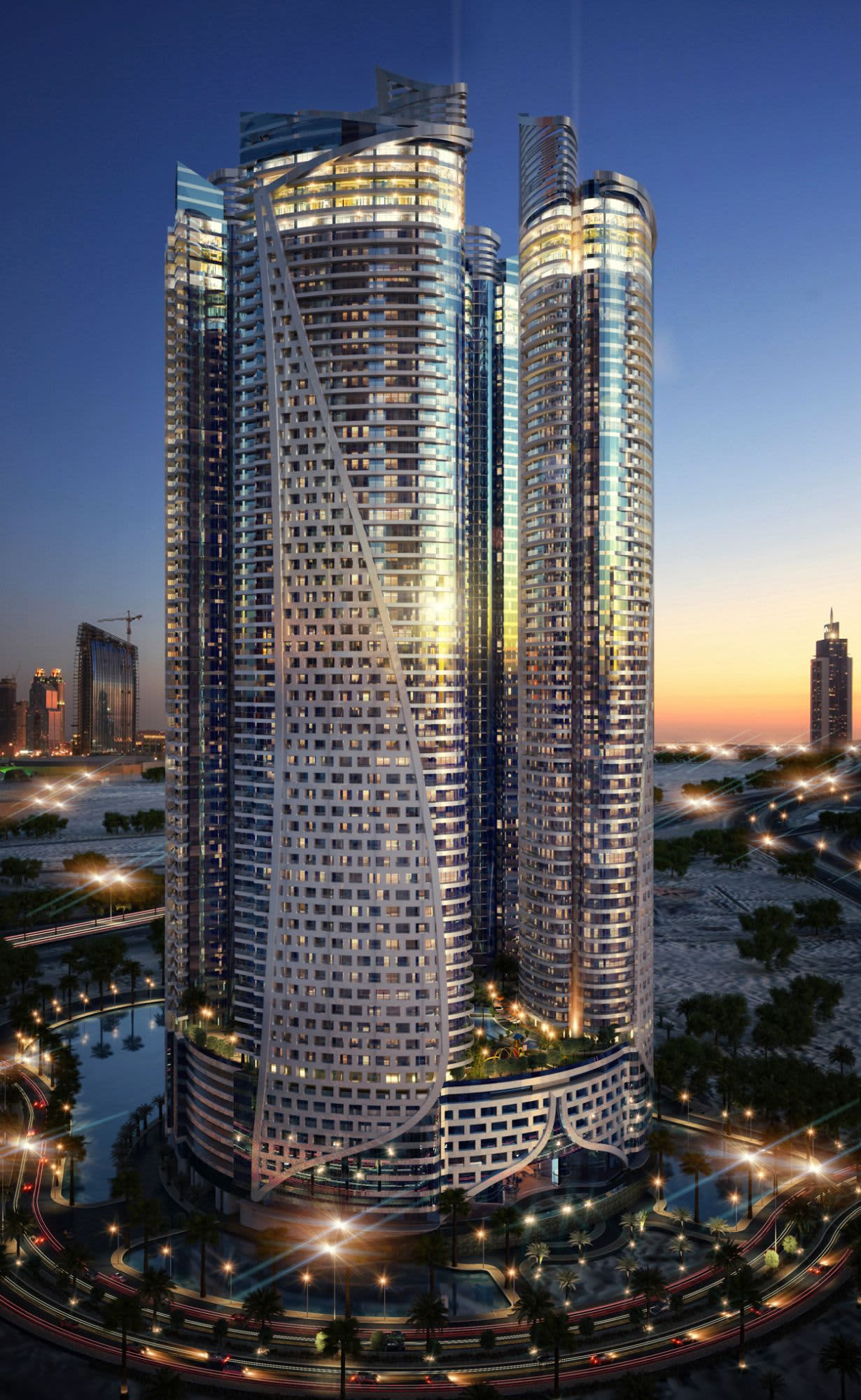 DAMAC Towers by Paramount Hotels & Resorts | ProTenders