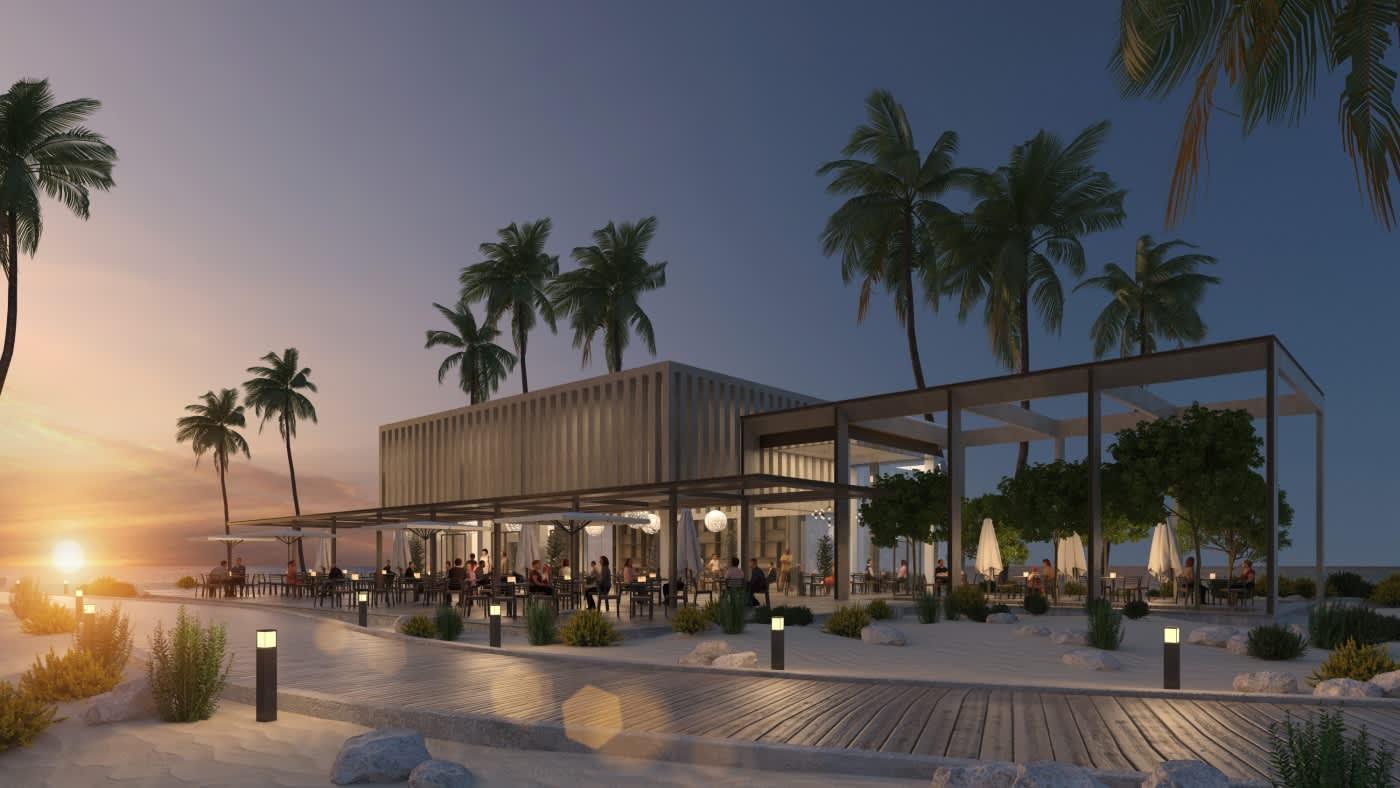 Movenpick Resort Al Marjan Island   ProTenders