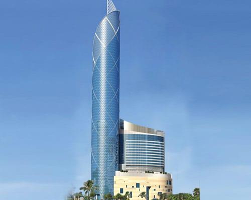Kuwait Capital Tower | ProTenders