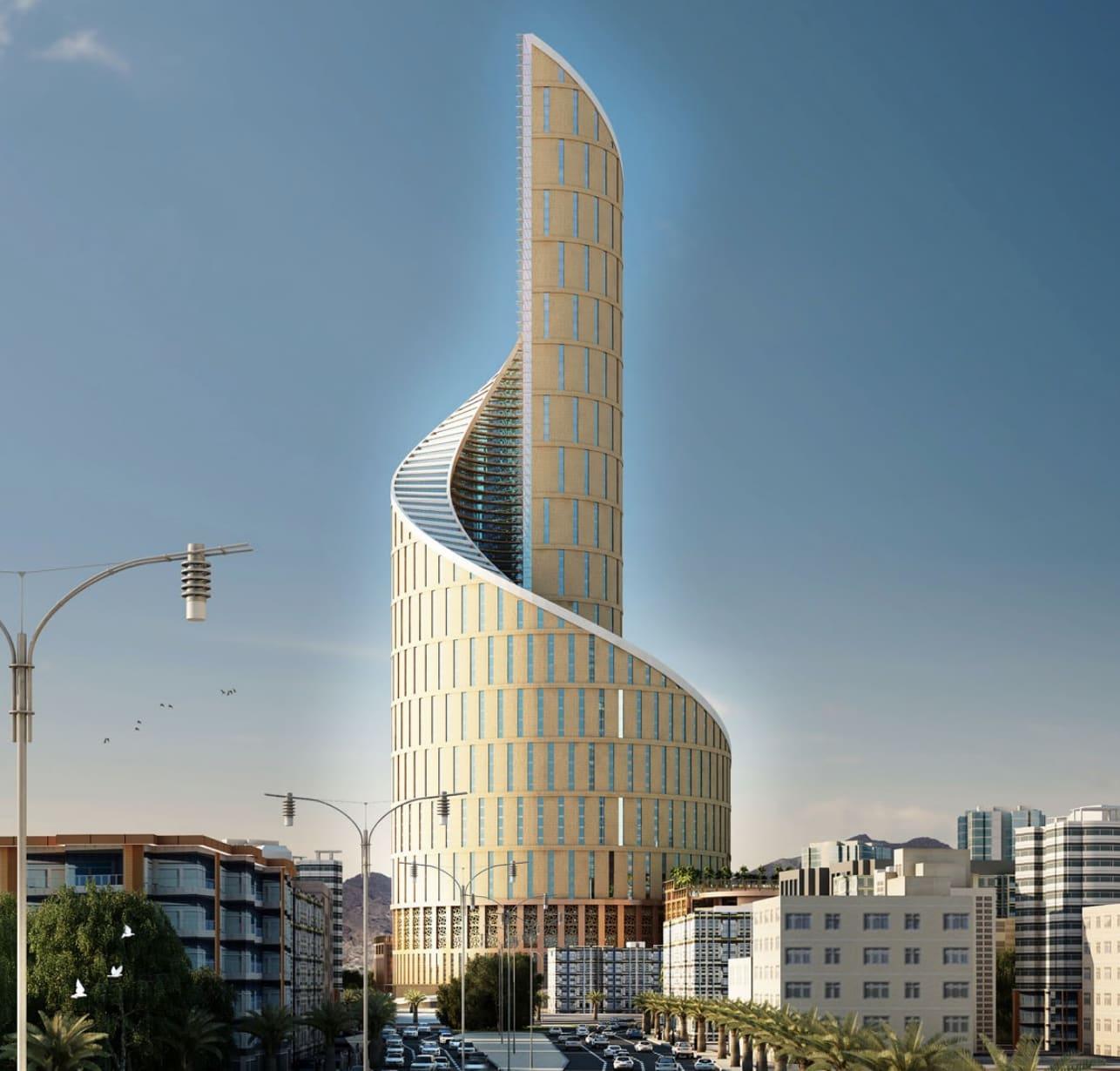 Manaret Makkah Tower   ProTenders