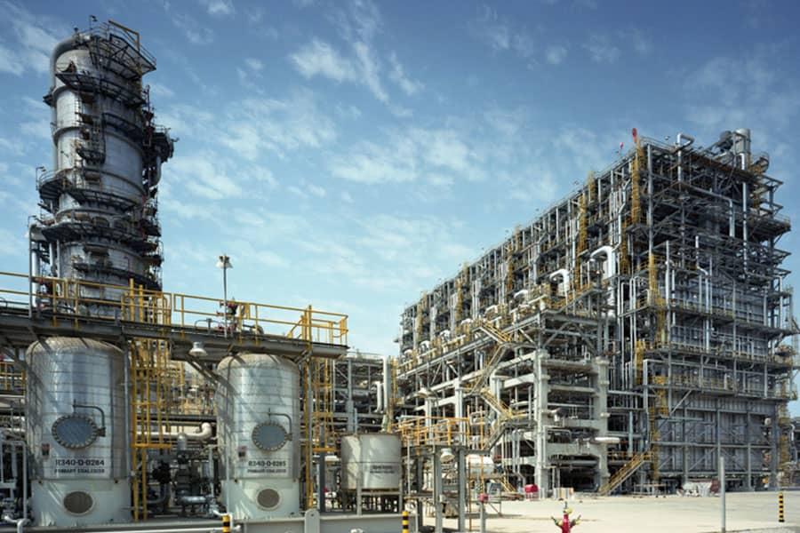 Petro Rabigh Phase II - Petrochemical Expansion Aromatics