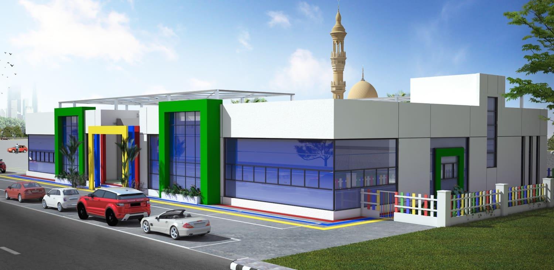 Nursery School Building at Dubai Science Park (Plot No. BT-G ...