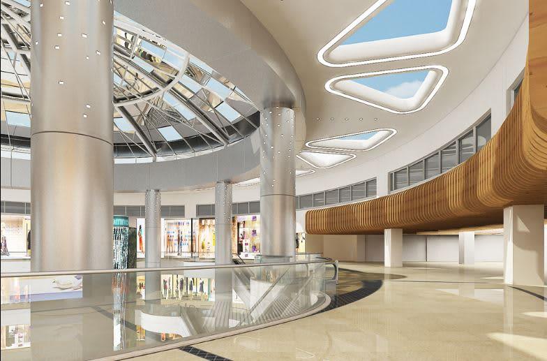 Oasis Mall Refurbishment   ProTenders
