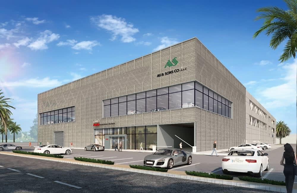 Mussafah Audi Workshop & Service Center | ProTenders