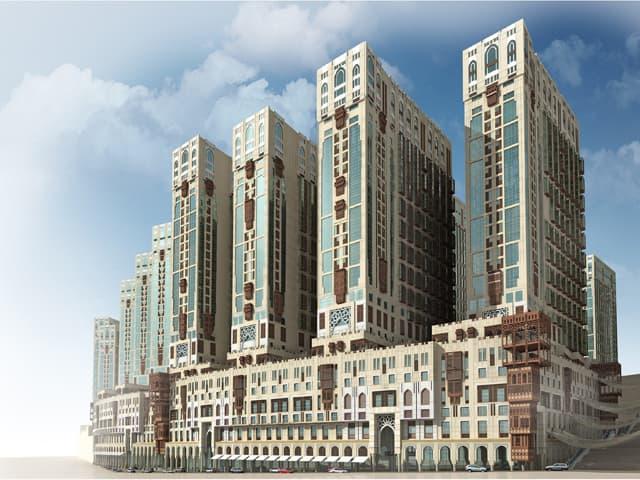 Jabal Omar Development (Phase 1) | ProTenders