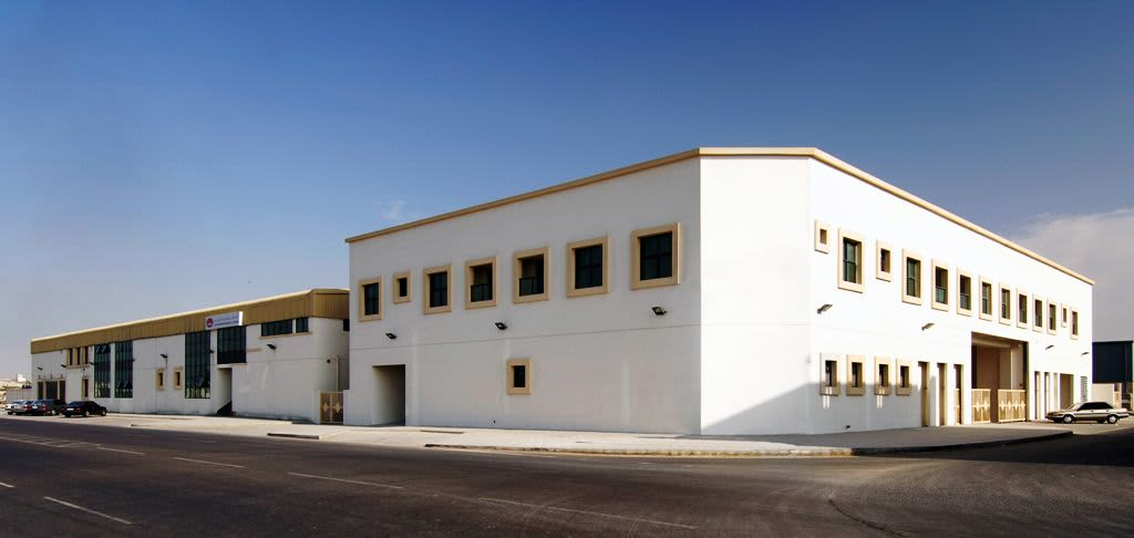 Food Processing Factory for Khazan   ProTenders