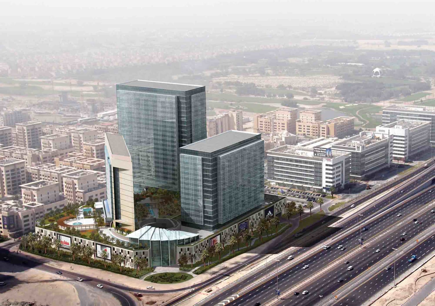 The Onyx Towers   ProTenders